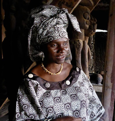 Chief and Priestess Adedoyin Talabi Faniyi